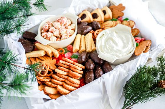Choco Date Party Tray